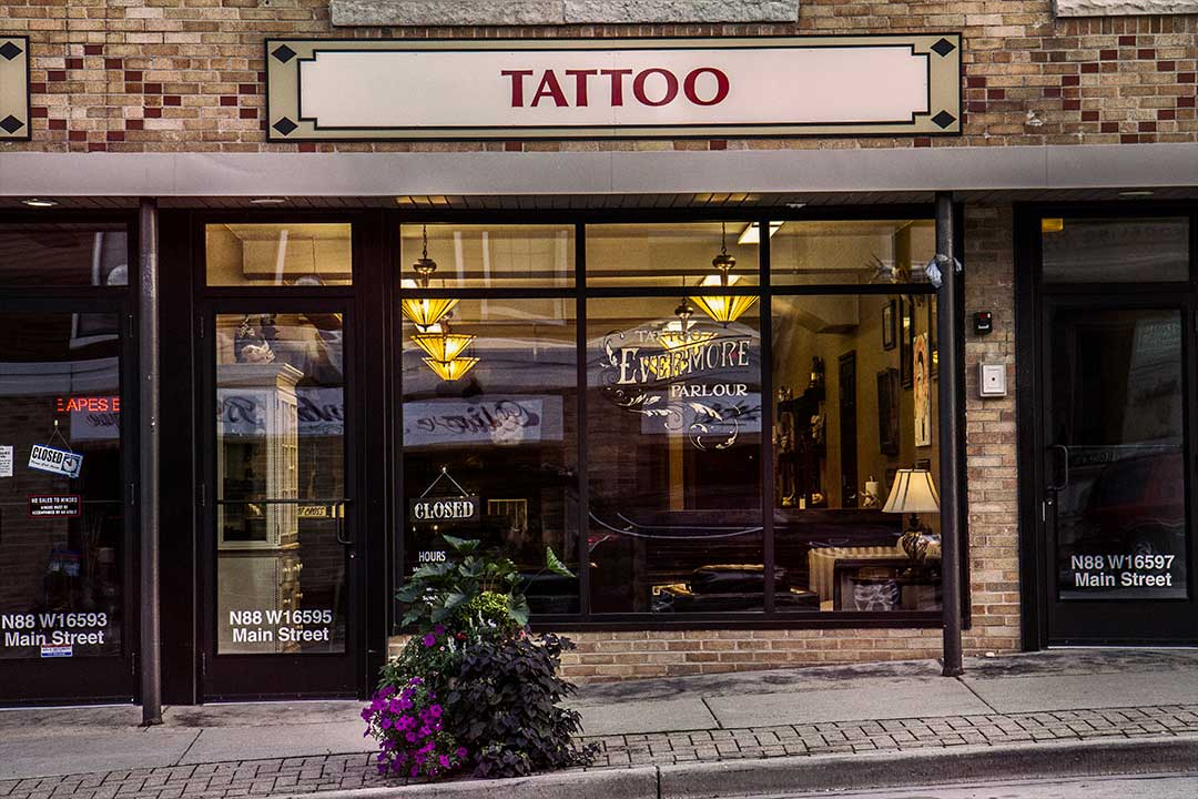 Tattoo Shops In Wisconsin Of Contact Evermore Tattoo Parlour